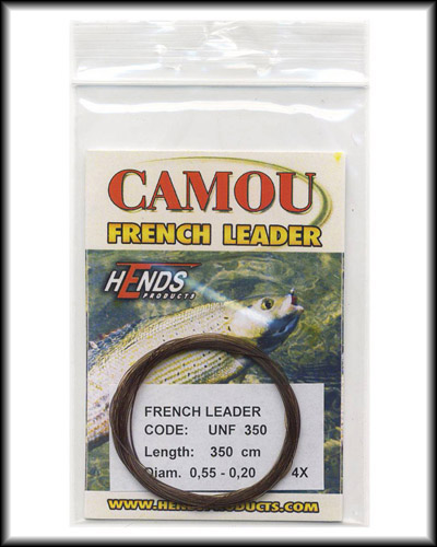 Camou French Leader 12ft