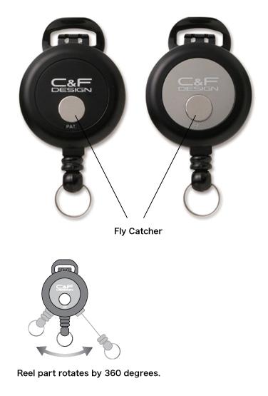 C&F CFA  72BK Flex pin on reel