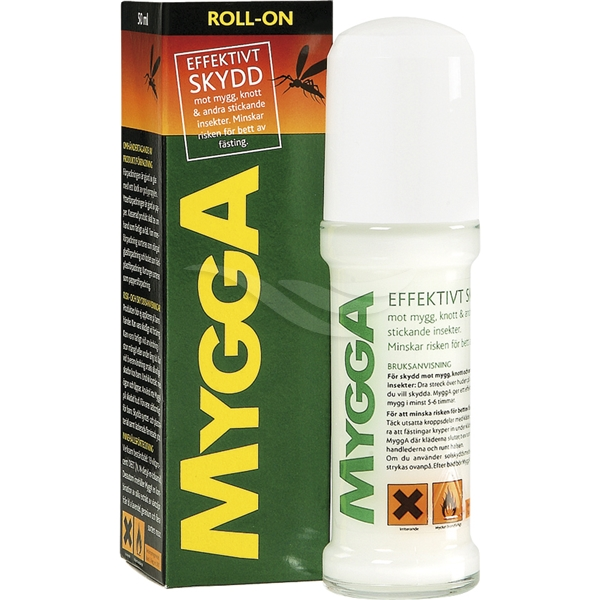 Mygga Roll on