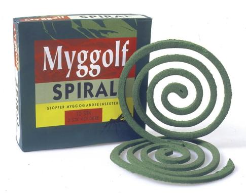 Myggolf Spiral