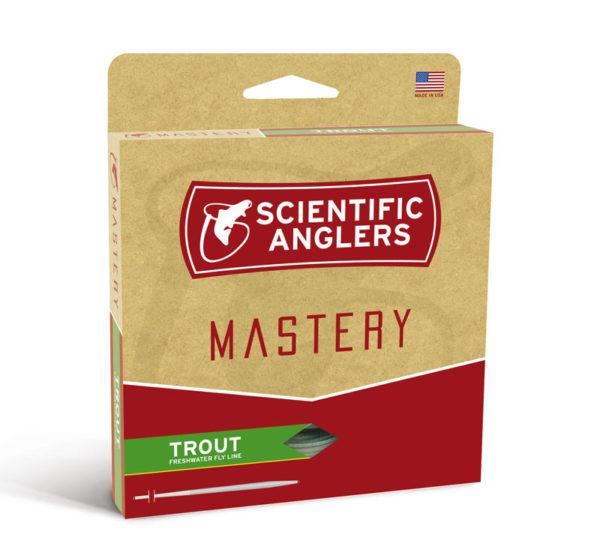 SA Mastery Trout