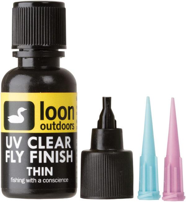 Loon UV Clear Fly Finish 1/2 Oz