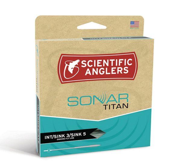 SA Sonar Titan Int/3/5
