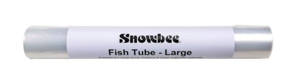Fish Tube (plastfolie  tube klar)