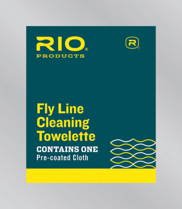 Rio Fly Line Cleaning Towlette
