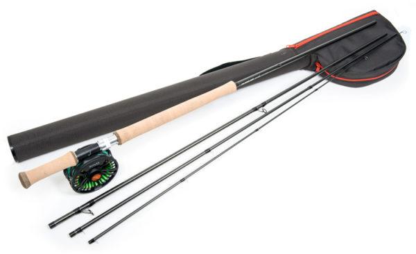 Guideline Laxa Salmon 12'6 #8/9