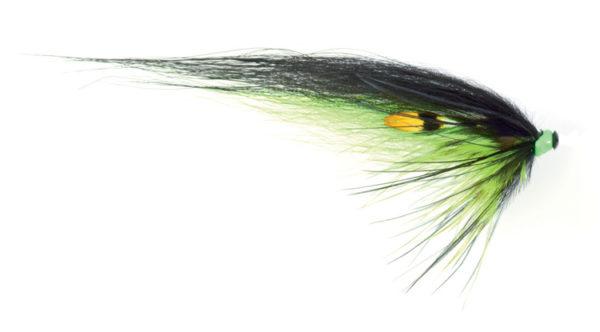 MF Micro Black Green Helmet
