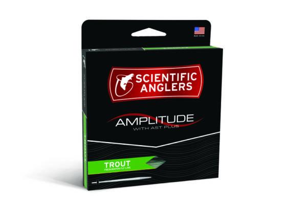 SA Amplitude Trout
