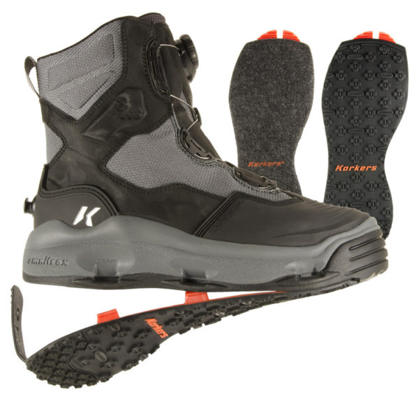 Korkers Darkhorse Boot