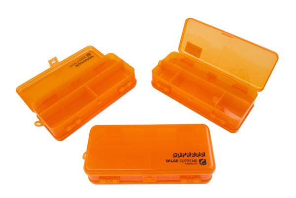 Frødin Salar Supreme Fly Box Double Slim