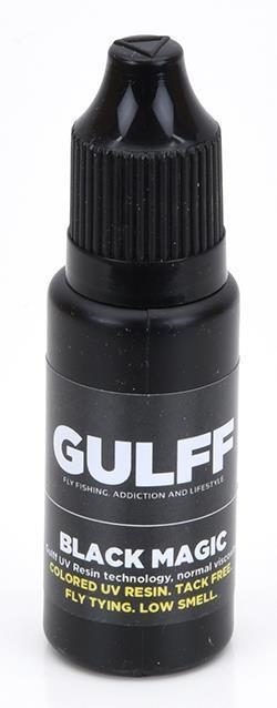 Gulff UV Resin Black Magic