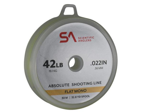 SA Absolute Shooting Line Flat Mono