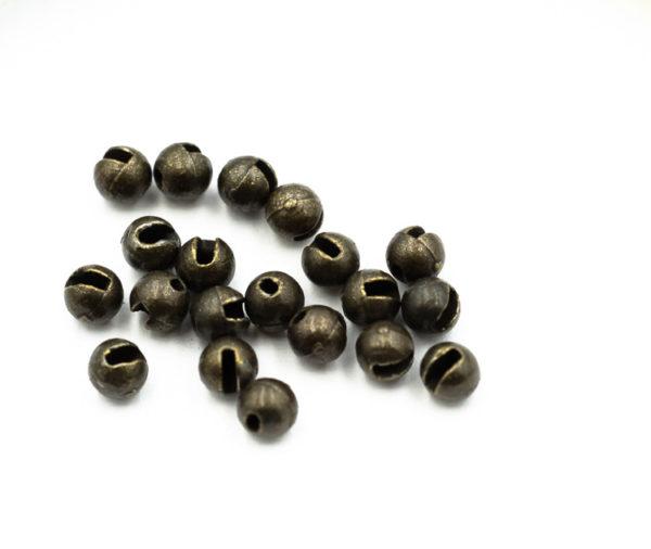Hanak Slotted Tungsten beads